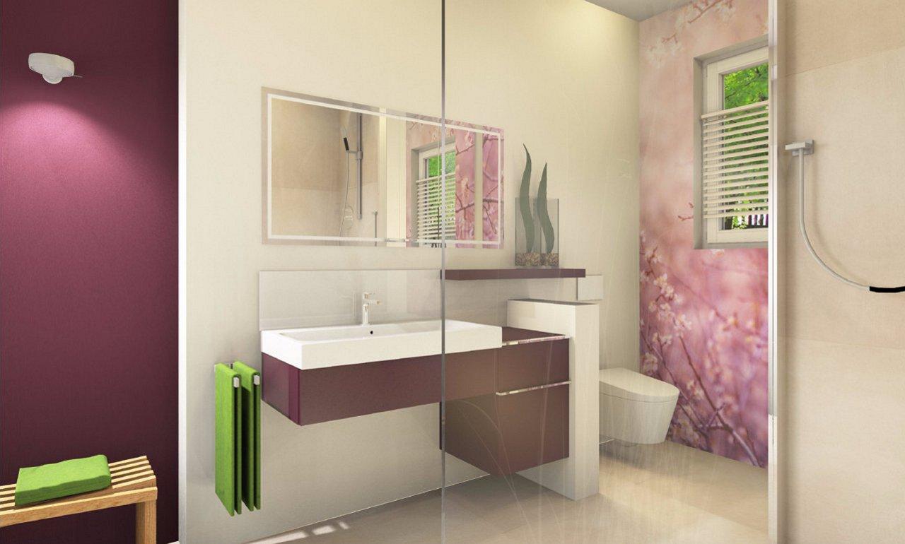 Baddesign 1. Moderne Duschanlagen