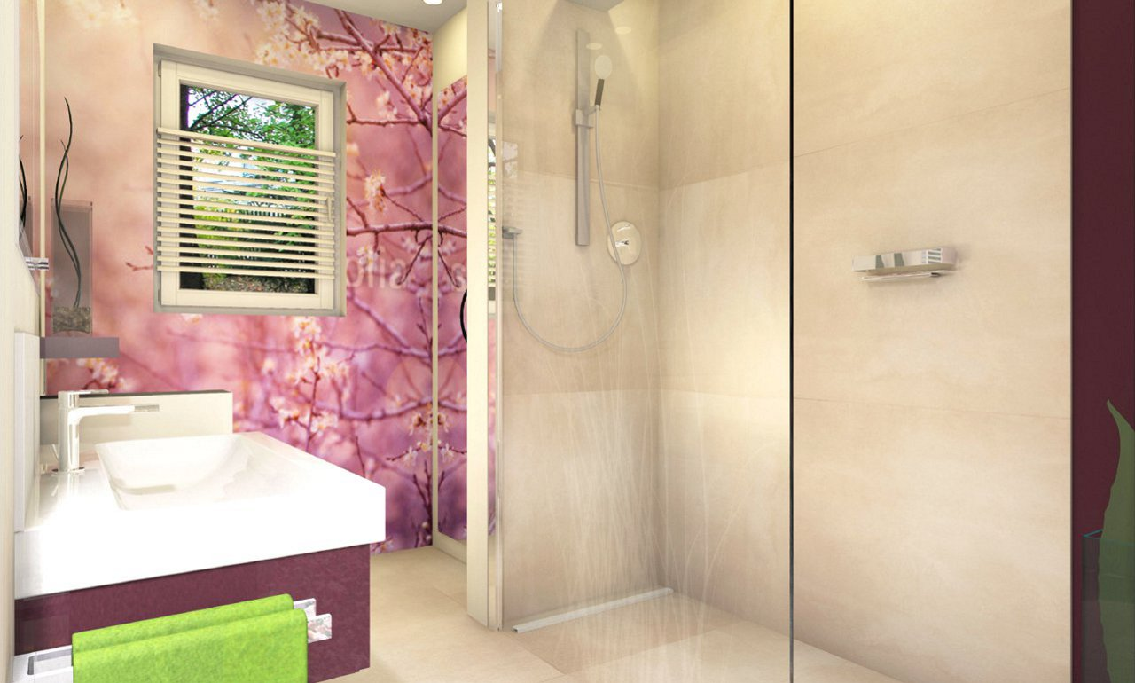Baddesign 1. Moderne Badheizungen